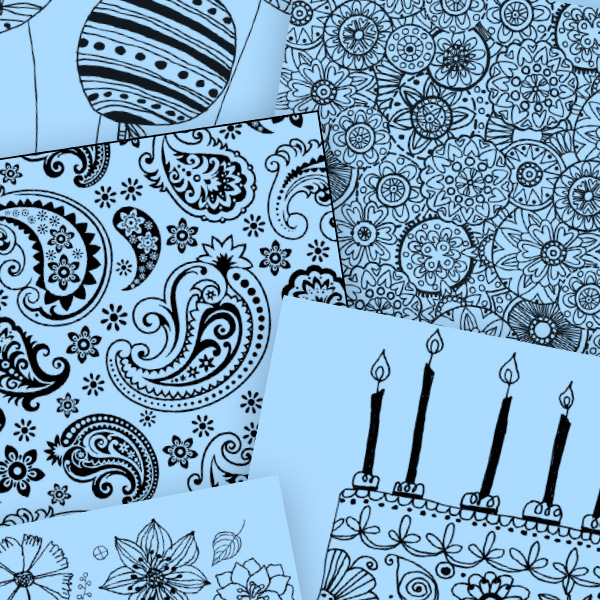 Free Printable Summer Coloring