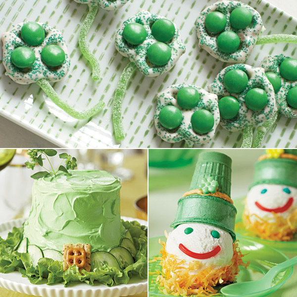 Play with your food: St. Patrick's Day recipes