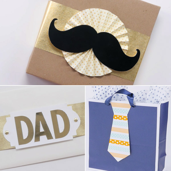 Giftology: How to Wrap a Father's Day Gift