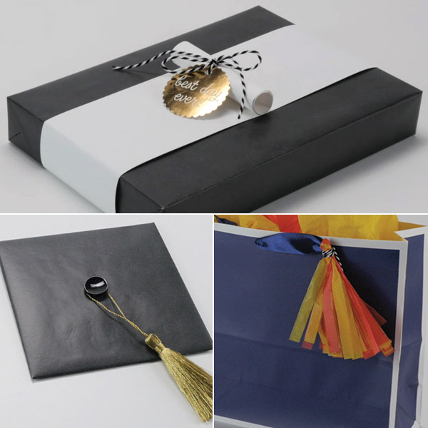 Giftology: How to Wrap a Graduation Gift