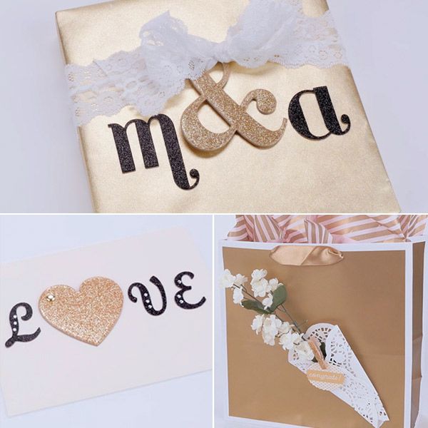 Giftology: How to Wrap a Wedding Gift