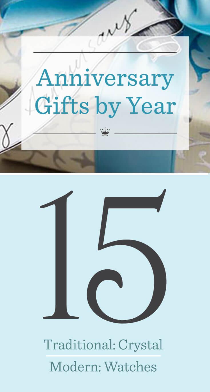 15th Wedding Anniversary Gifts Hallmark Ideas Inspiration