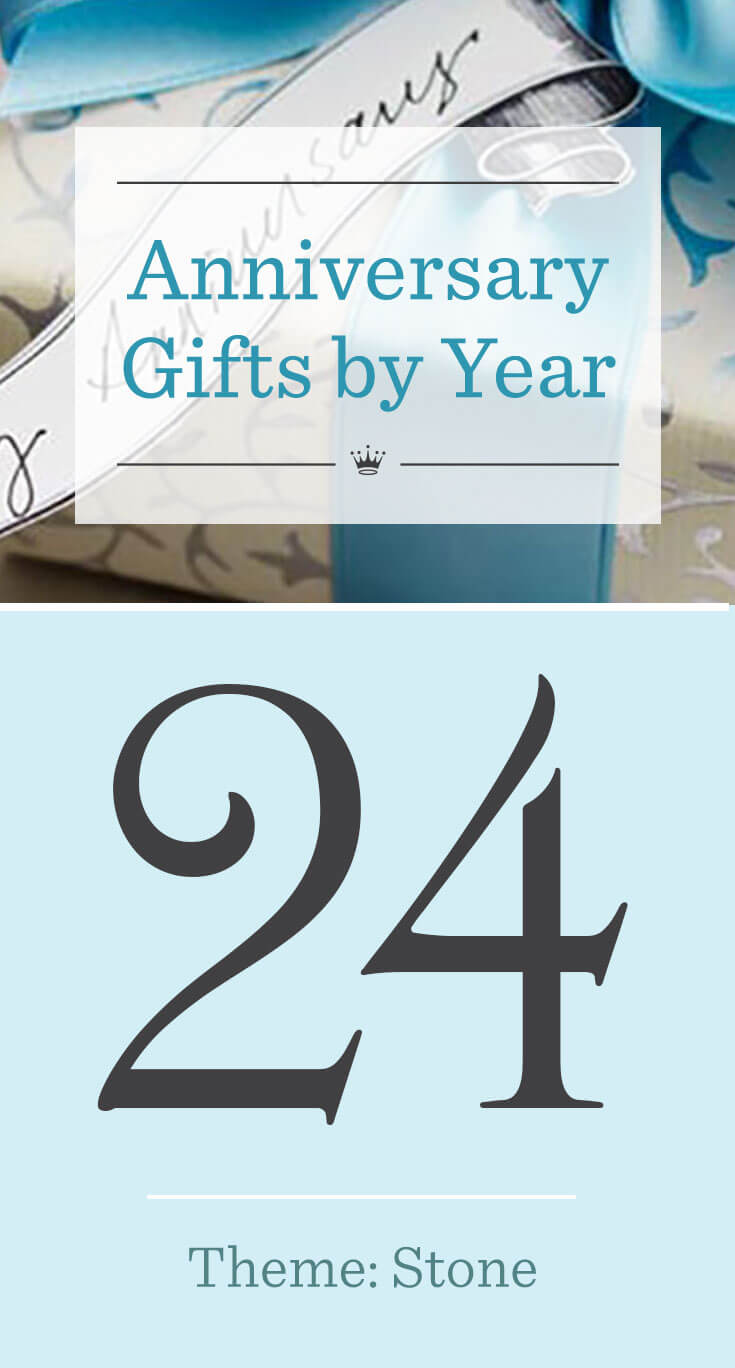 24th Wedding Anniversary Gifts Hallmark Ideas Inspiration