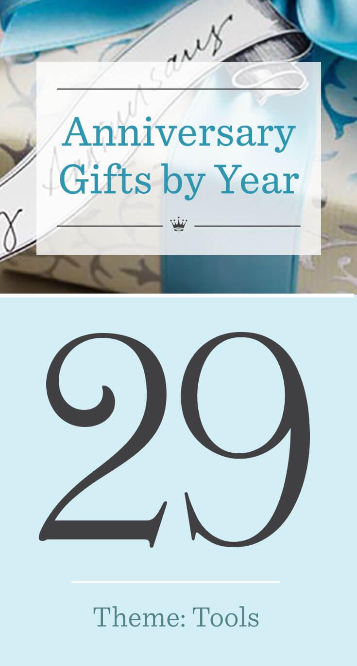 29th Wedding Anniversary Gifts Hallmark Ideas Inspiration
