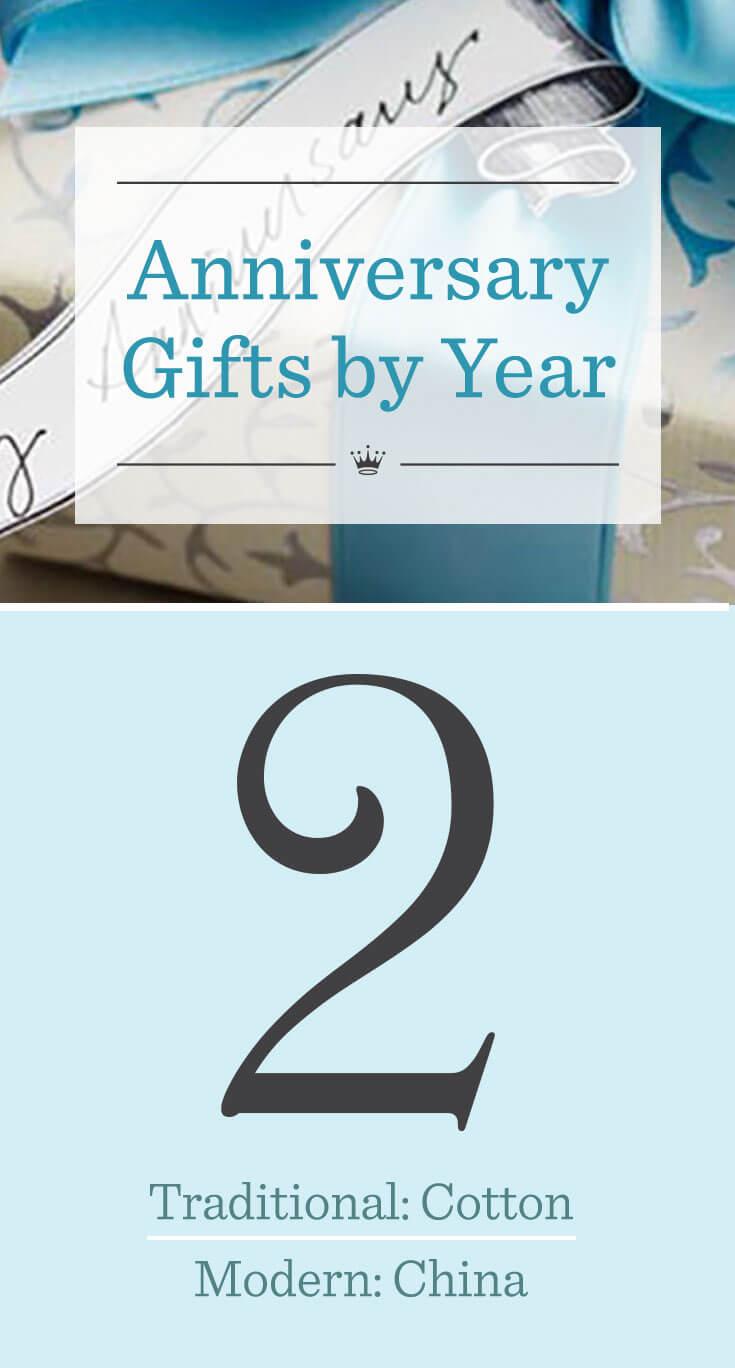 2nd Wedding Anniversary Gifts Hallmark Ideas Inspiration