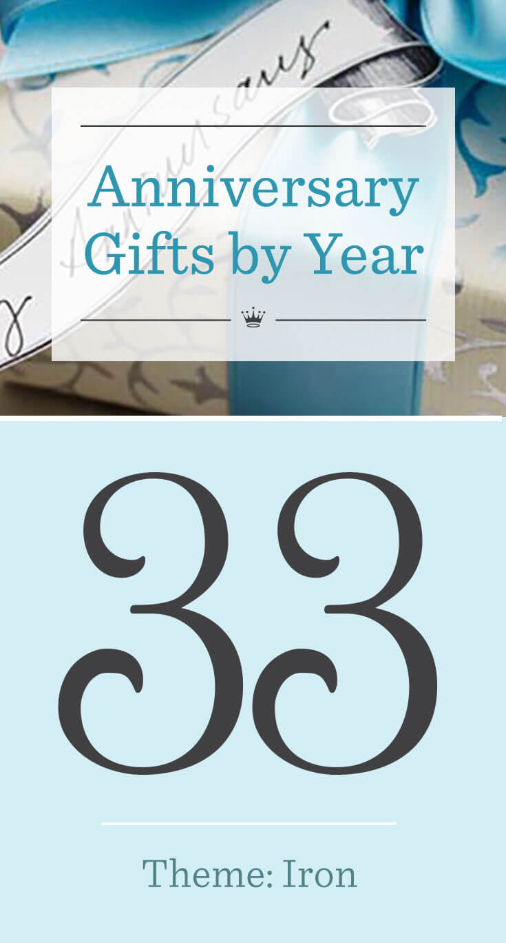 33rd Wedding Anniversary Gifts Hallmark Ideas Inspiration