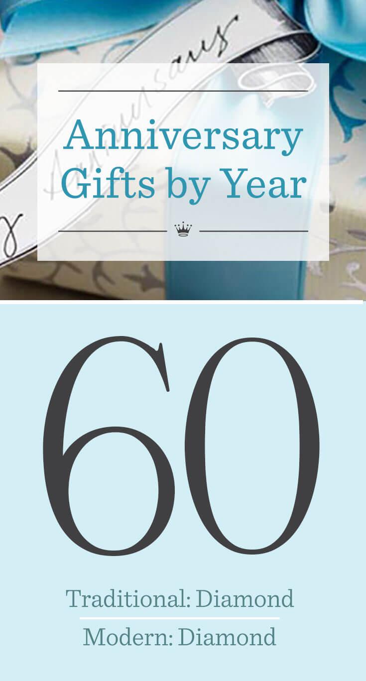 60th wedding anniversary gifts hallmark ideas inspiration