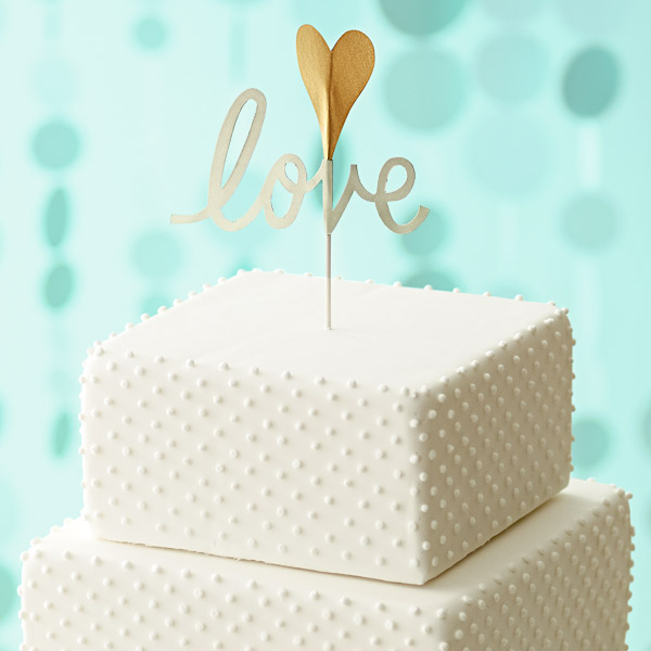Wedding Cake Toppers | Hallmark Ideas & Inspiration