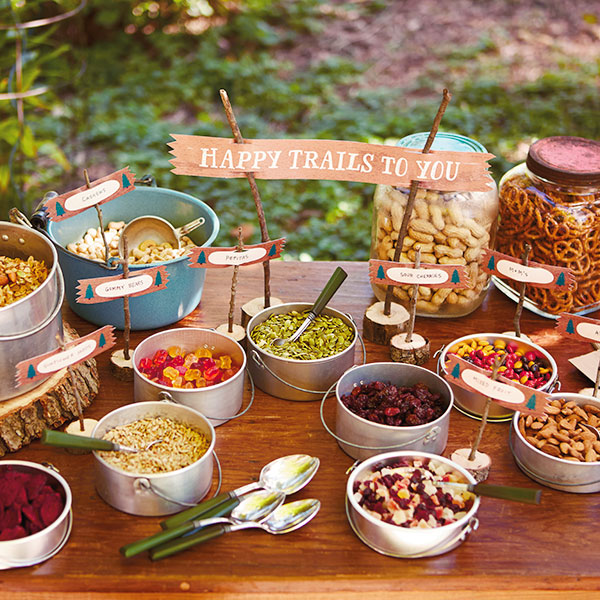 Happy Trails Mix Recipe