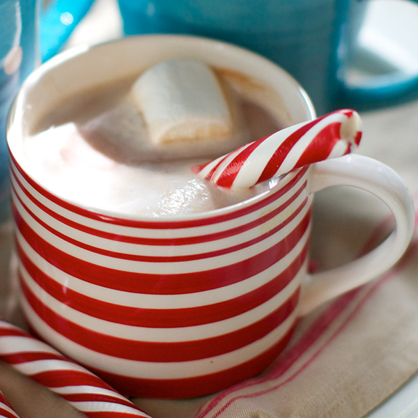 Hot-Chocolate Bar Ideas & Recipes