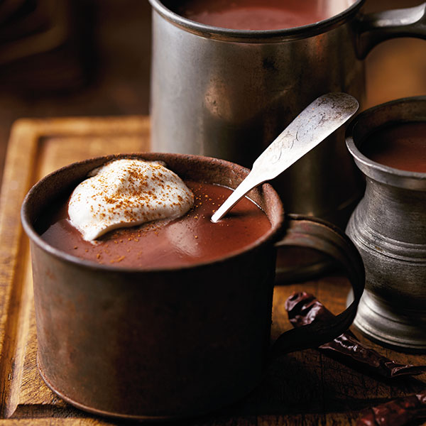 Hot Chocolate Recipe