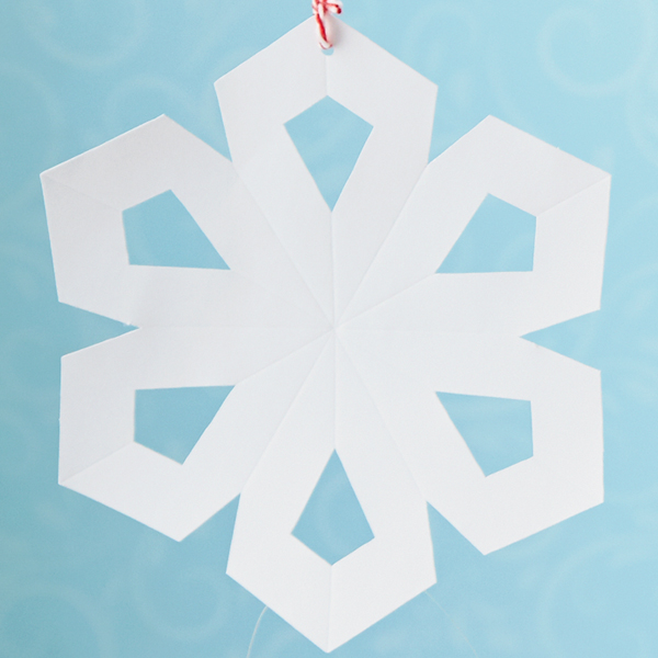 How To Make Paper Snowflakes Hallmark Ideas Inspiration Adorable Paper Snowflake Pattern