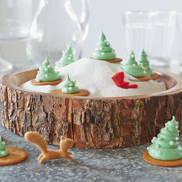 Christmas Meringue Cookie Recipe