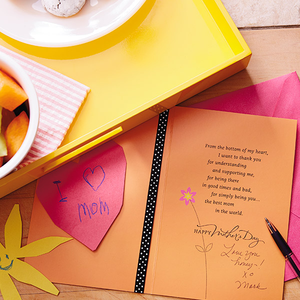 Mother's Day messages: what to write in a Mother's Day card