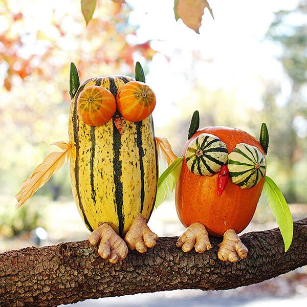 Creative Pumpkin Carving Ideas Mowleficent Fowl
