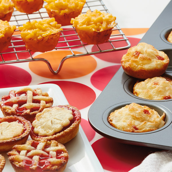 Mighty mini meals: 6 kid-friendly muffin tin recipes