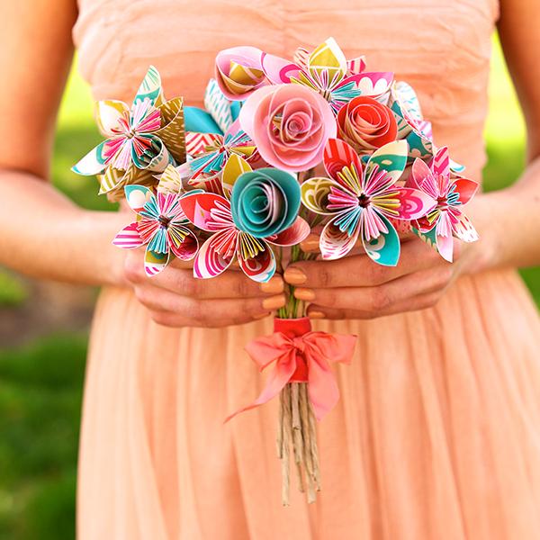 Unique Wedding Bouquets   Hallmark Ideas & Inspiration