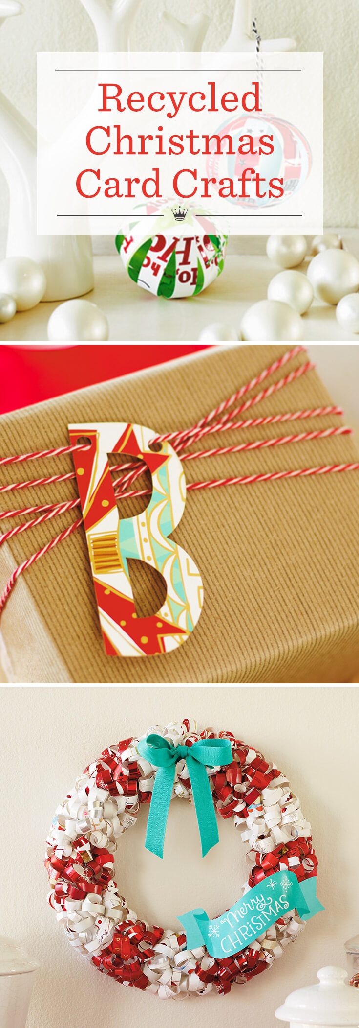 Christmas Card Crafts | Hallmark Ideas & Inspiration
