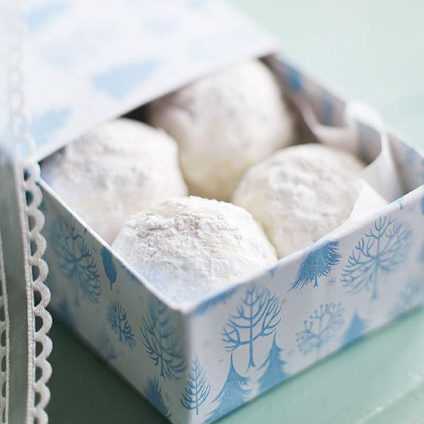 Russian Tea Cookie Recipe