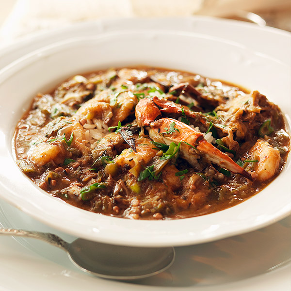 Thanksgiving recipes hallmark ideas inspiration poppy tookers seafood gumbo recipe forumfinder Images