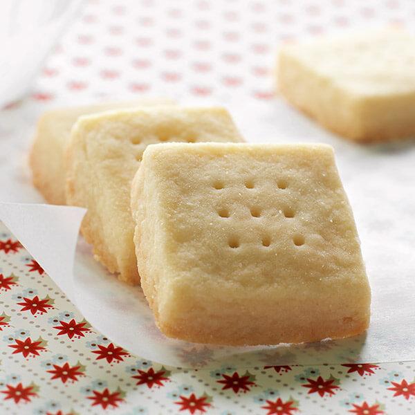 Shortbread Christmas Cookies
