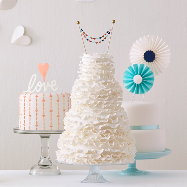 Wedding Cake Toppers | Hallmark Ideas & Inspiration
