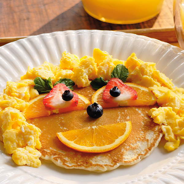 Fun Easy Mother S Day Breakfast Ideas Smiley Plate Special