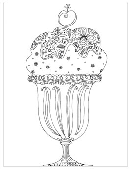 summer coloring pages for adults Free Printable Summer Coloring Pages | Hallmark Ideas & Inspiration summer coloring pages for adults