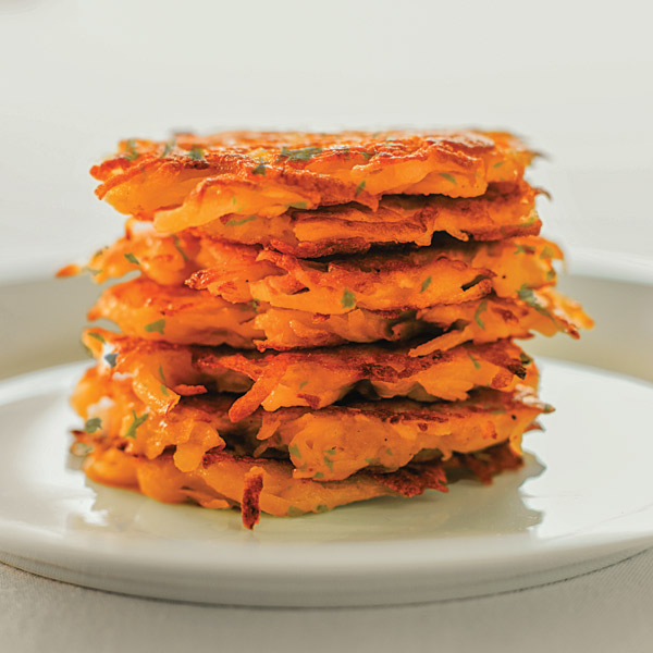 Sweet Potato Latke Recipe