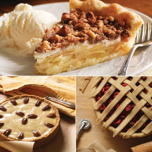 New Thanksgiving Pies to Try