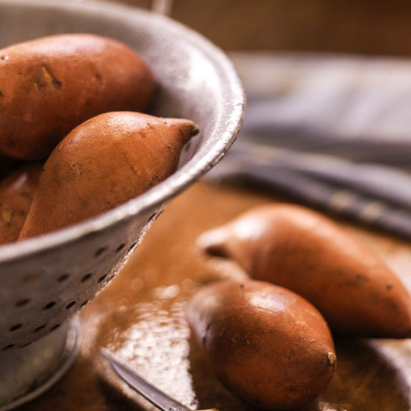 The ingredient: sweet potatoes
