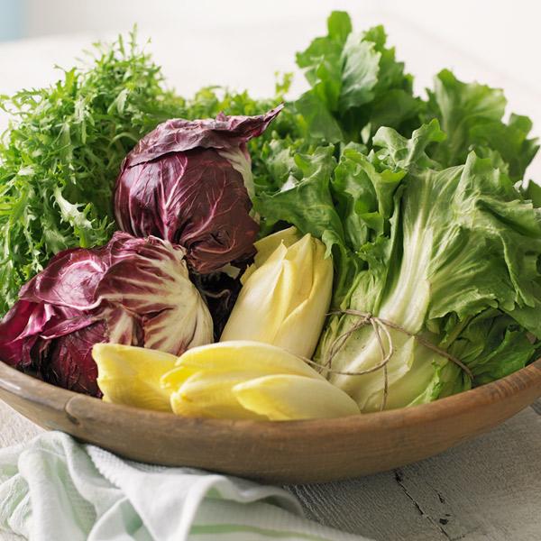 The ingredient: winter greens