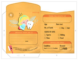 graphic relating to Free Printable Tooth Fairy Letter and Envelope named Enamel Fairy Certification Hallmark Options Enthusiasm