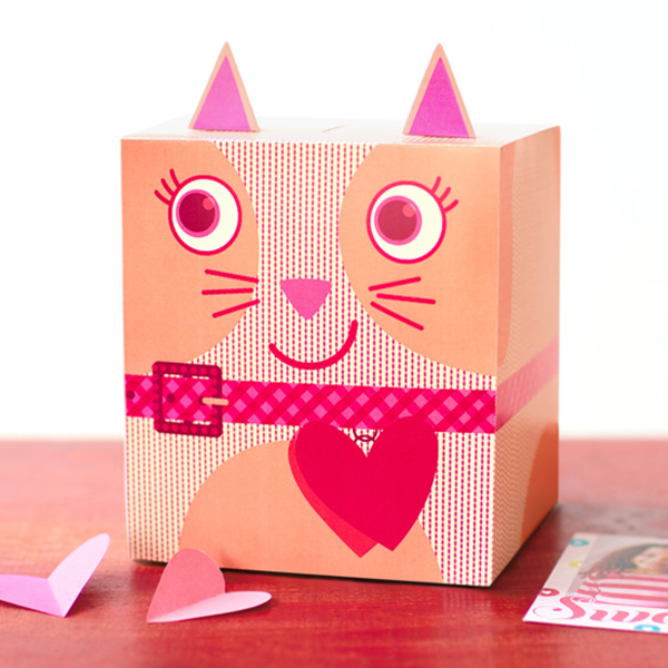 DIY Valentines Boxes – Boxed Valentines Cards