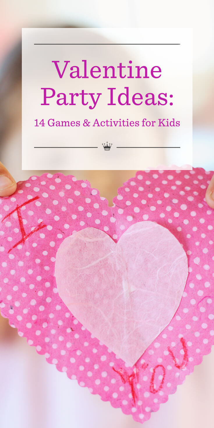 Valentine Party Ideas: 14 Games U0026 Activities For Kids | Hallmark Ideas U0026  Inspiration