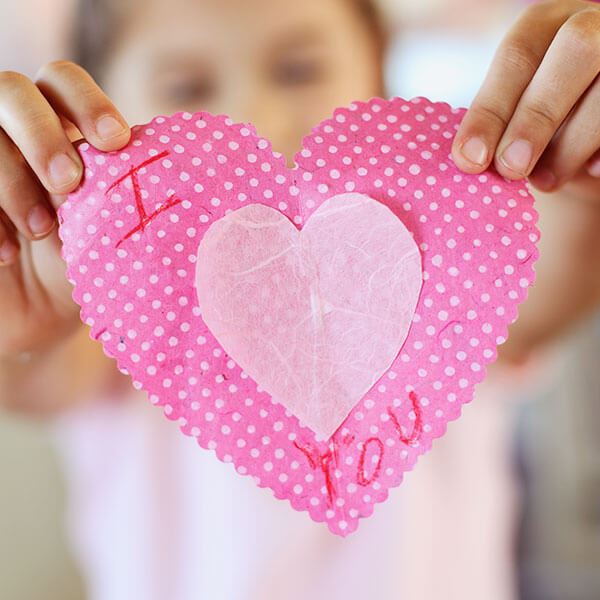 Heart-y Valentine party ideas: games & activities for kids