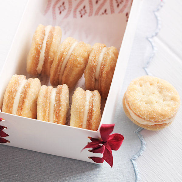 Wafer Cookie Recipe