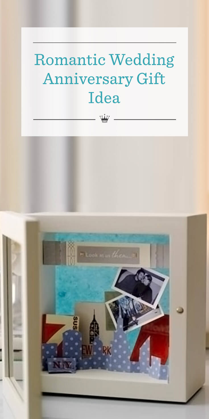 Romantic wedding anniversary gift idea hallmark ideas inspiration negle Gallery
