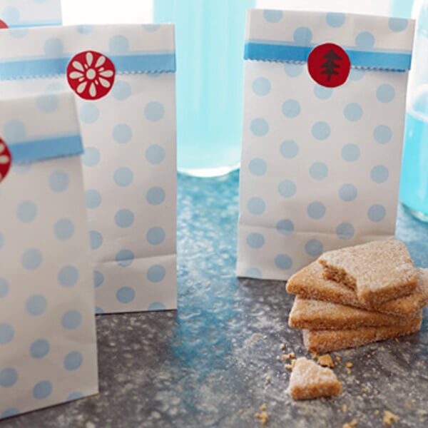 Baked Sealed Delivered Easy homemade holiday food gifts