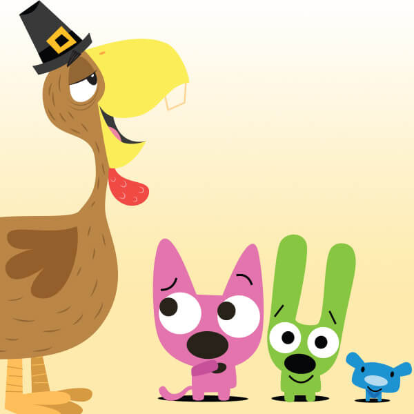 Hoops and Yoyo Free Thanksgiving Games & Activitie
