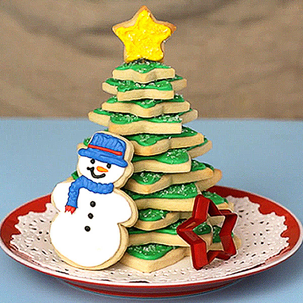 How to Make a Cookie Tree