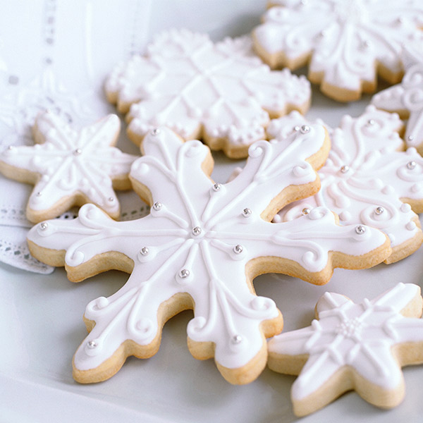 Bernard's Sugar Cookie Recipe