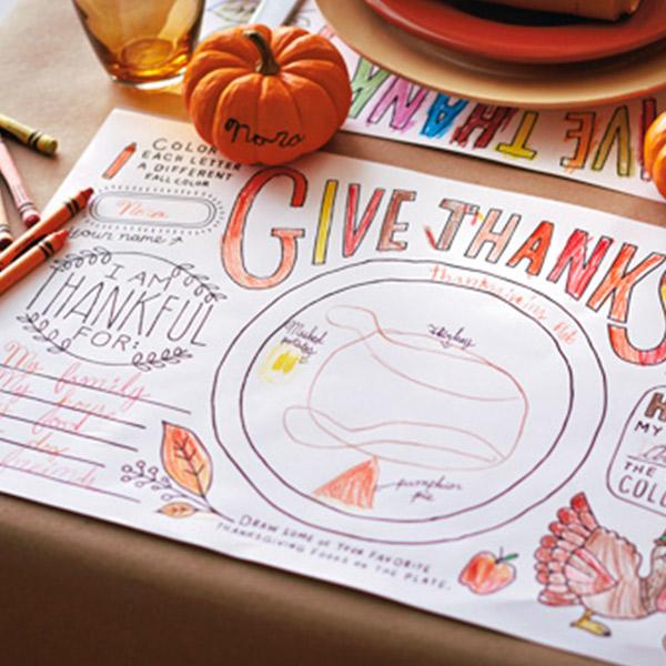 Thanksgiving Food Crafts To Make