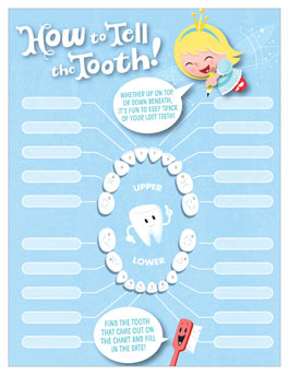 photograph relating to Printable Tooth Chart named Enamel Fairy Printables: Misplaced Enamel Chart Hallmark Guidelines