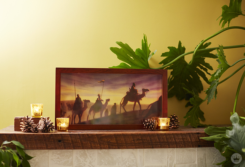 Décor with a Story: A Christmas Nativity Collection by Matt Kesler ...