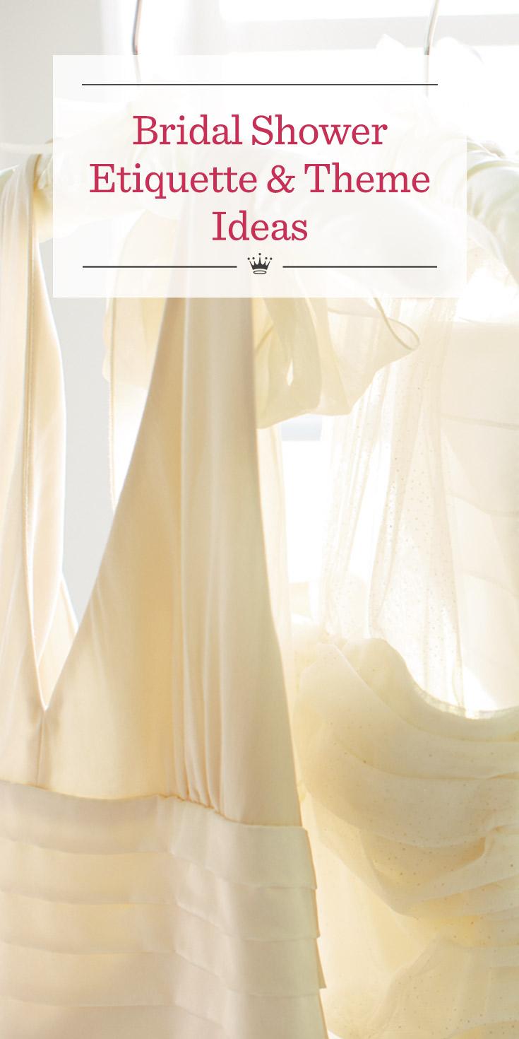 bridal shower etiquette theme ideas hallmark ideas inspiration