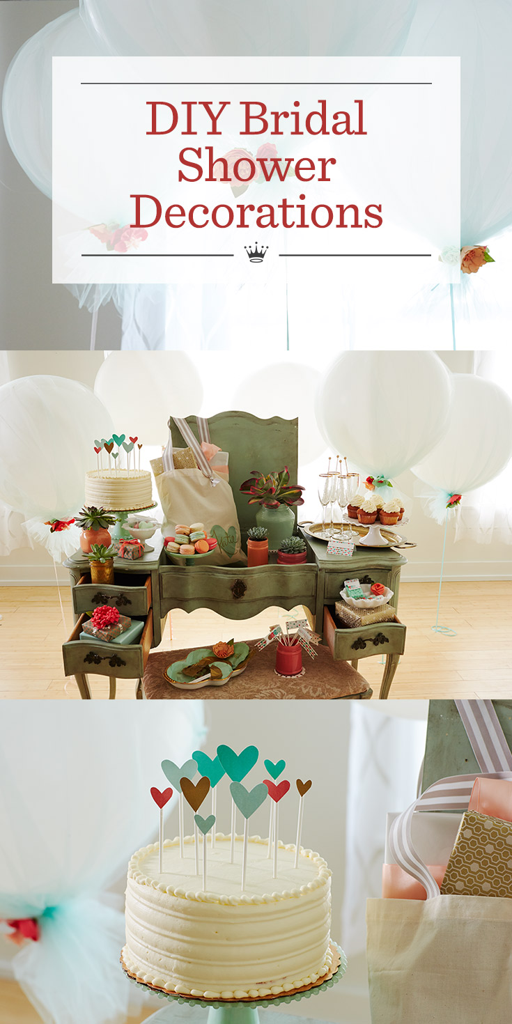 Bridal Shower Decorations Hallmark Ideas Inspiration