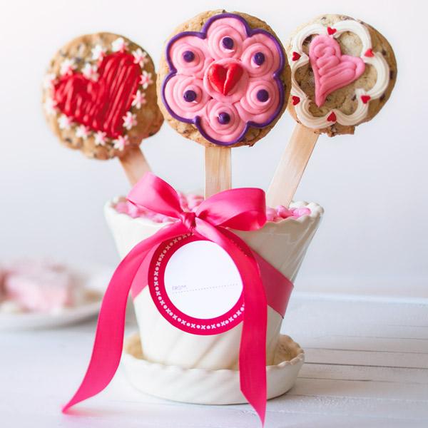 DIY Cookie Bouquet Hallmark Ideas