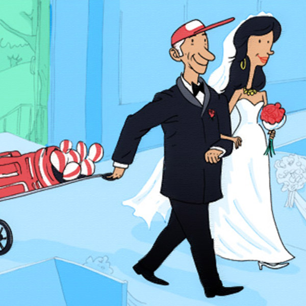 How to be an F.O.B.: a survival guide for the father of the bride