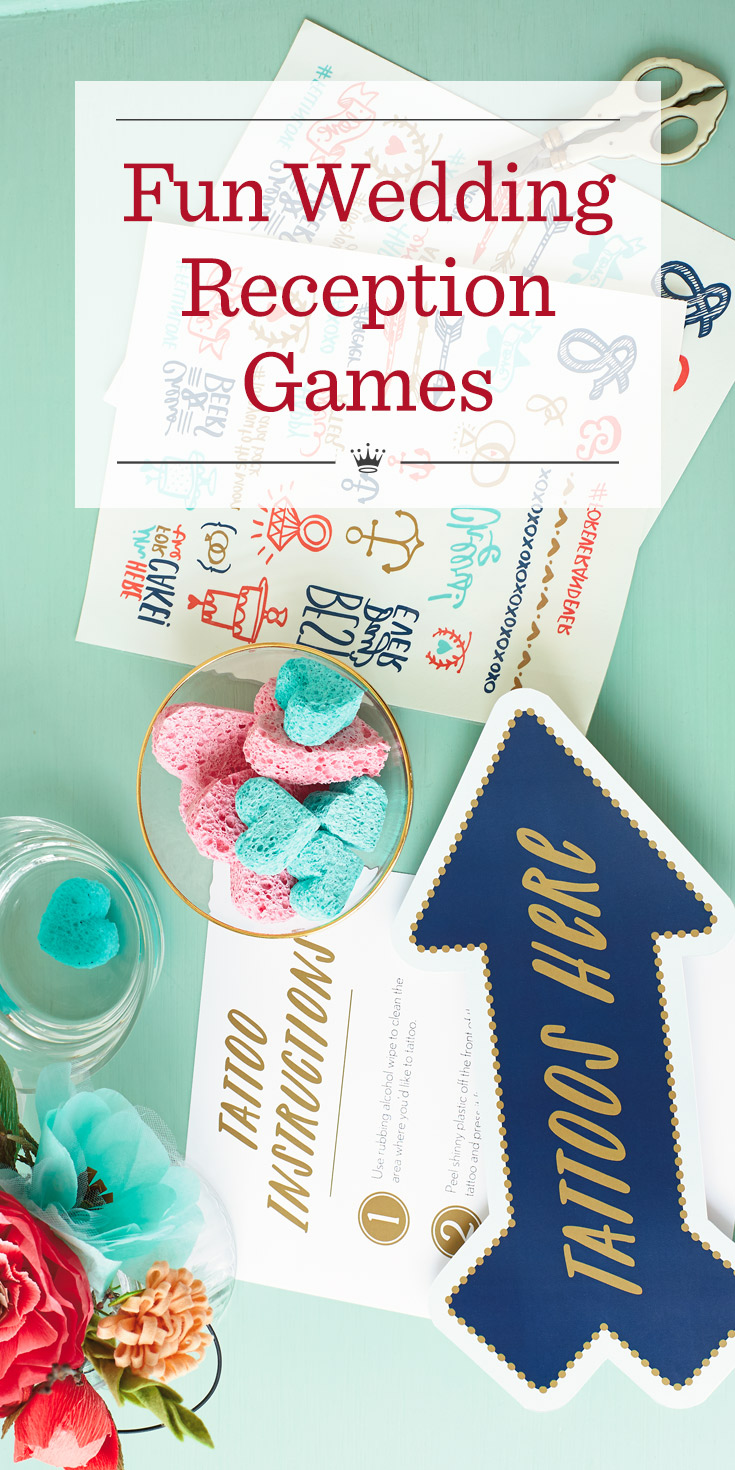 Wedding Reception Games Hallmark Ideas Inspiration